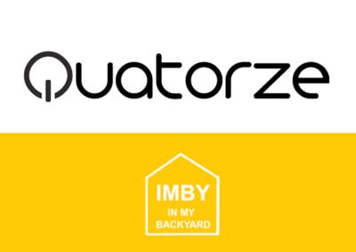 Quatorze + IMBY le projet social et solidaire qui valorise les communs